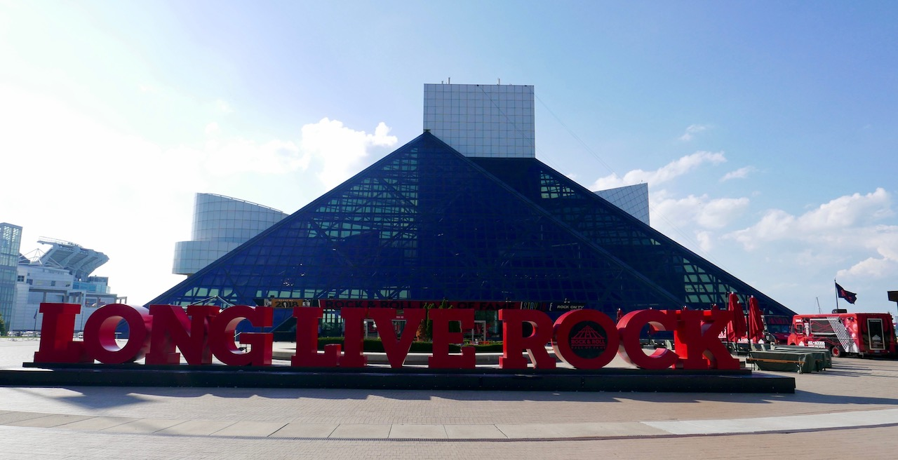 Rock & Roll Hall of Fame Cleveland