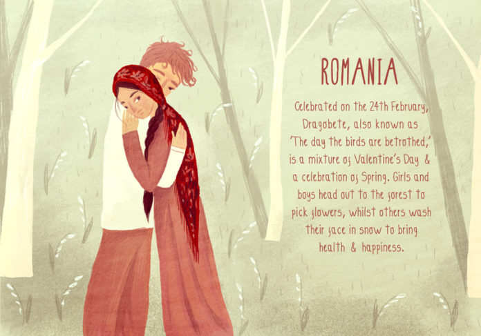 Valentine's Day Traditions from Around the World: Romania