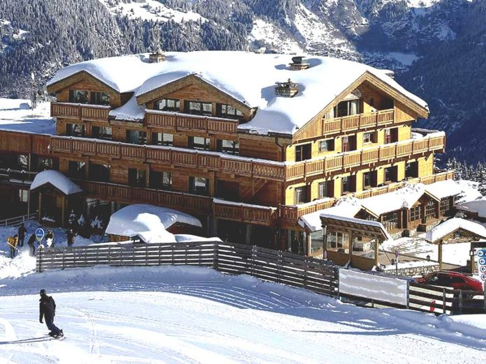 Grand Hotel Rond Point des Pistes
