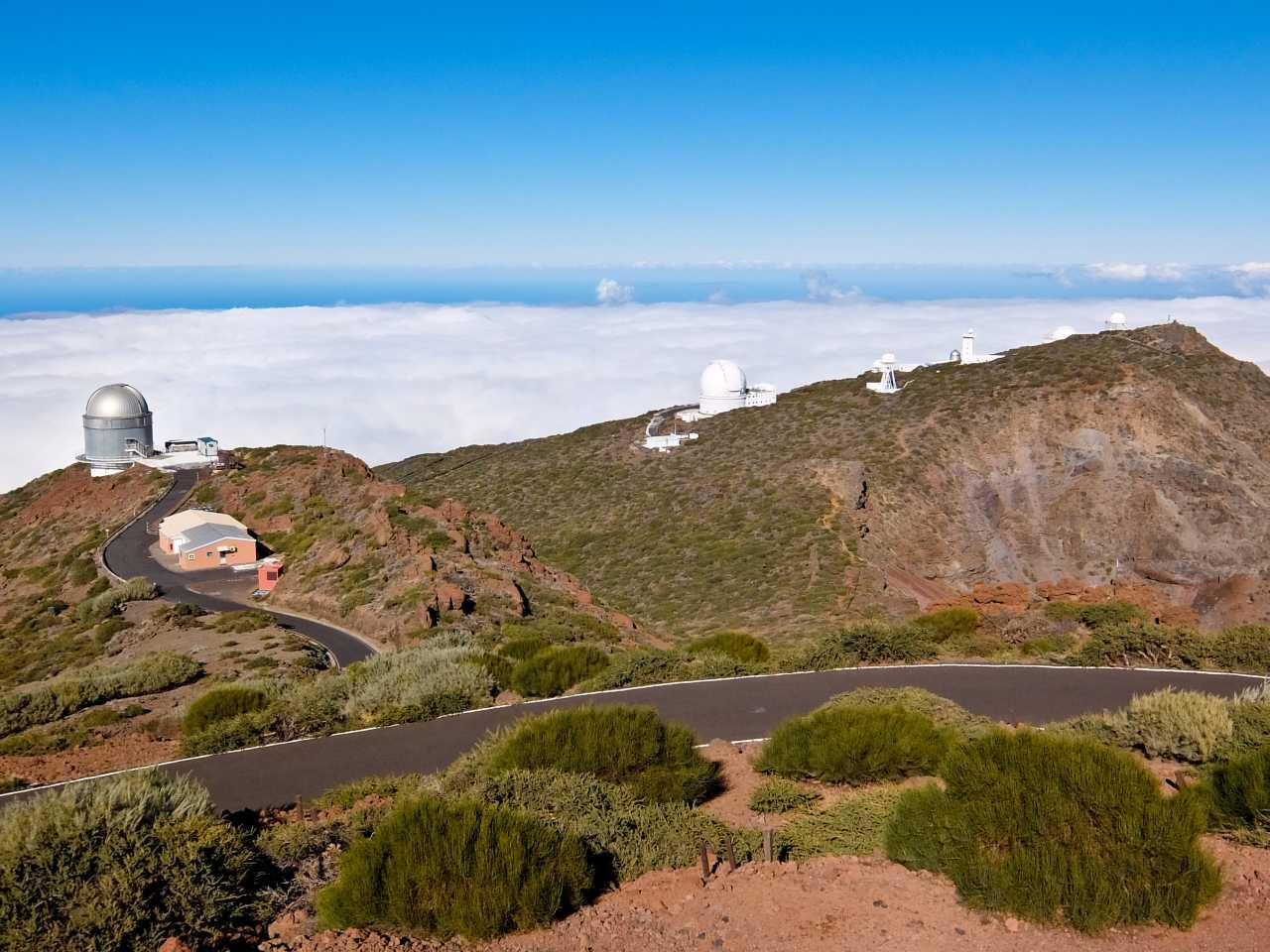 Roque de Los Muchachos Observatory, La Palma