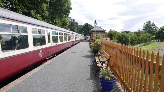 Royal Deeside Railway