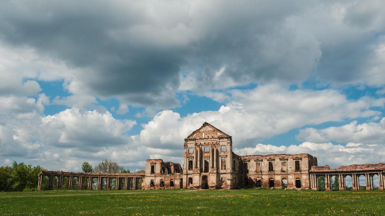 Ruzhany Palace