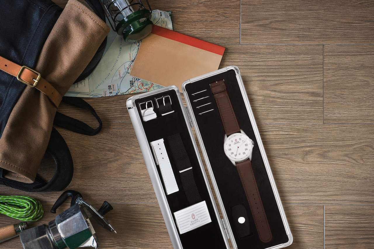 The Classic Edition SIT watch kit