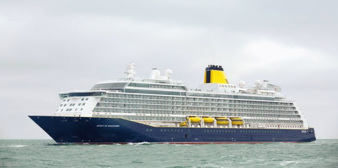 Cruise Ship Review: Saga Cruises, Spirit of Discovery