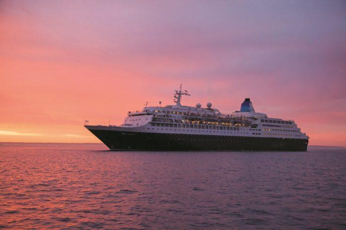 Saga mystery cruise on Saga Sapphire