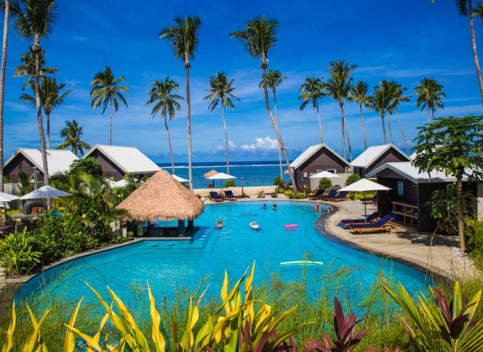 Rooms: Hotel Review: Saletoga Sands Resort, Samoa