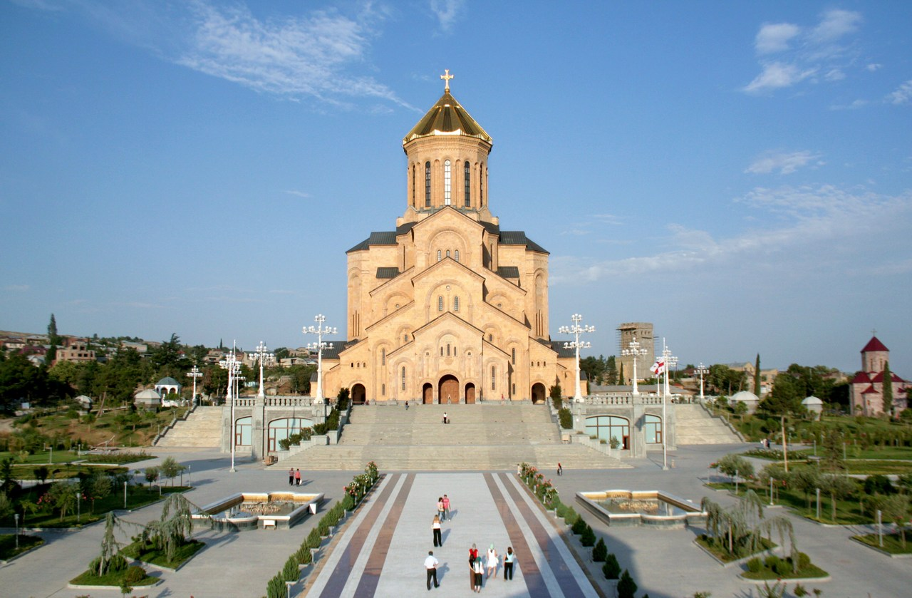 Sameba - Holy Trinity Cathedral of Tbilisi