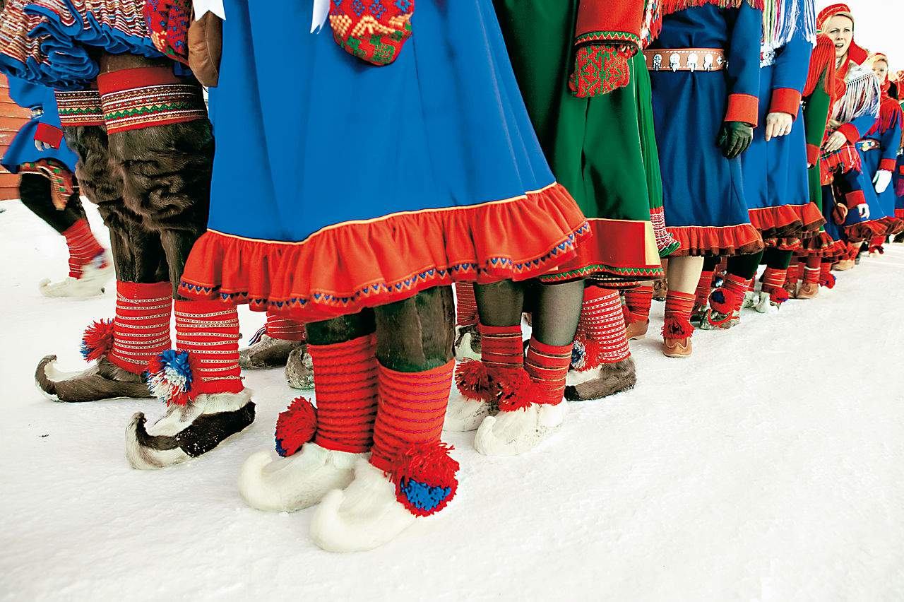 Sami people in Norway