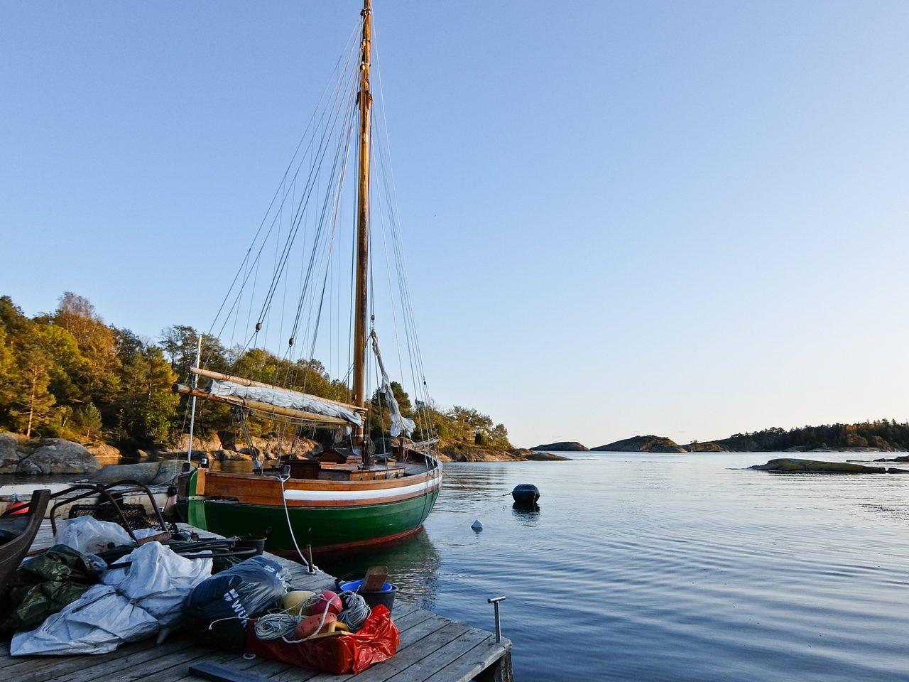 Sandøya Boatyard