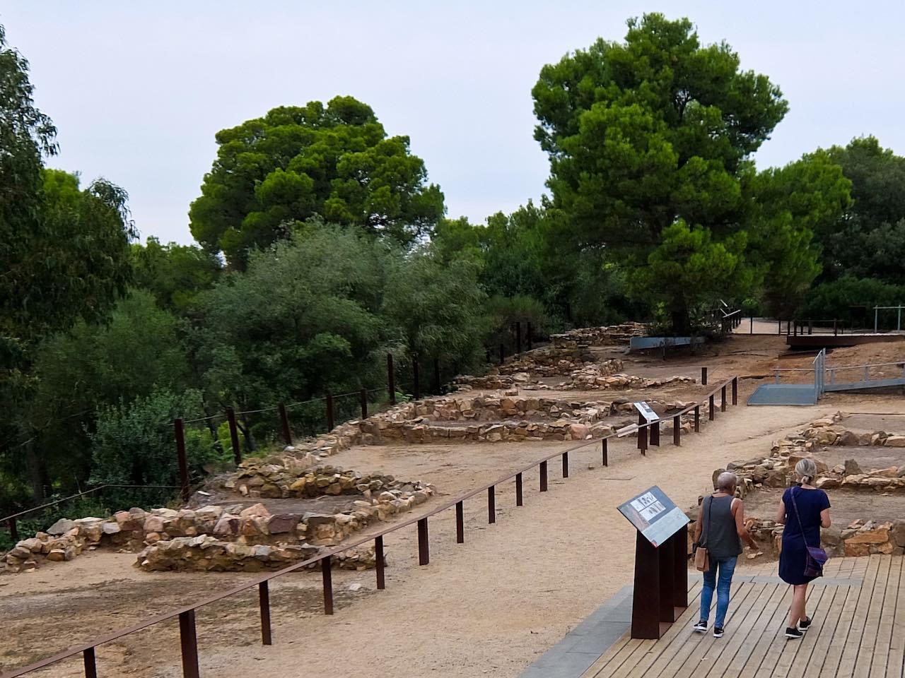 Sant Sebastià de la Guarda Historical Site