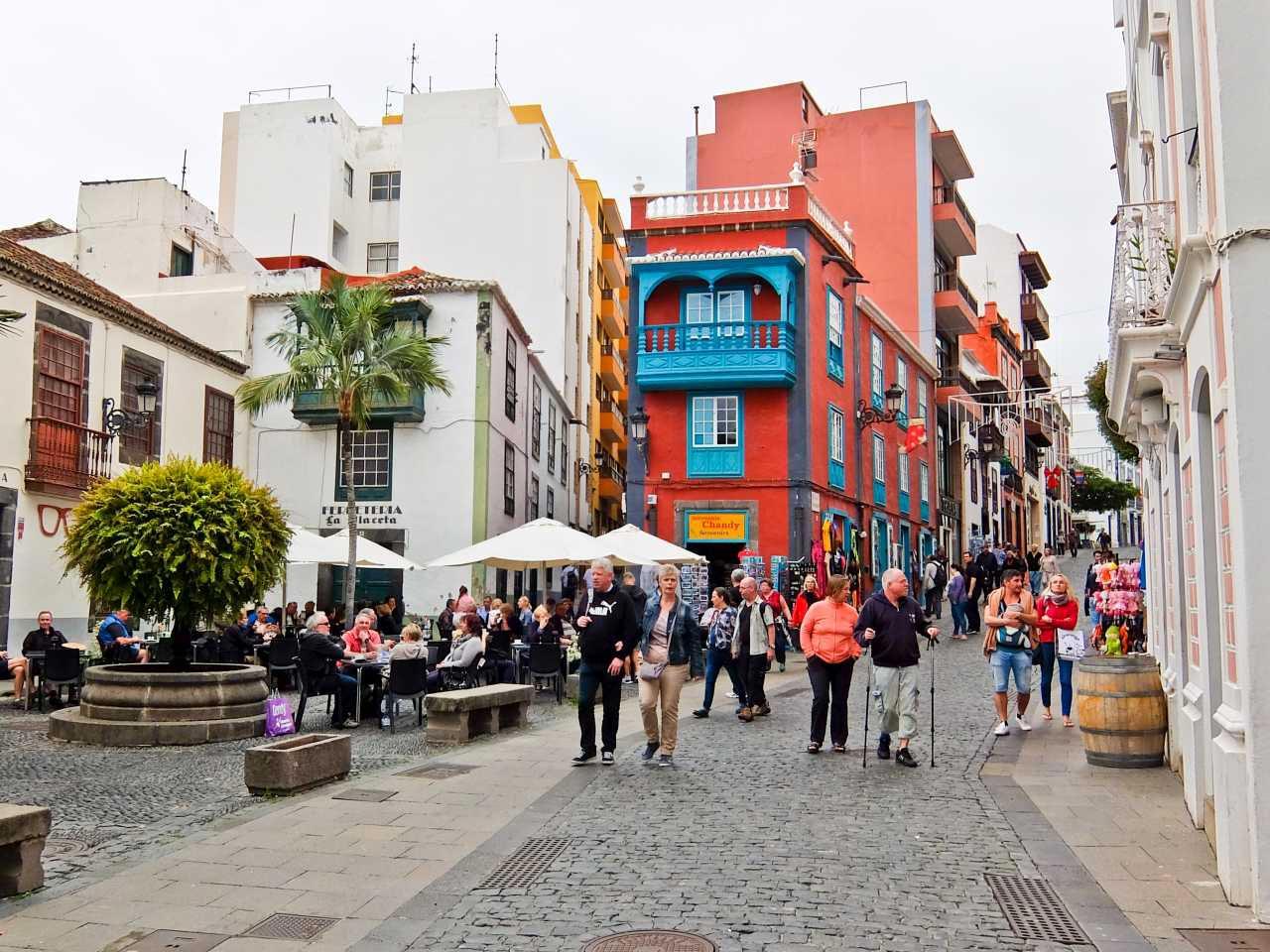 Santa Cruz street, La Palma