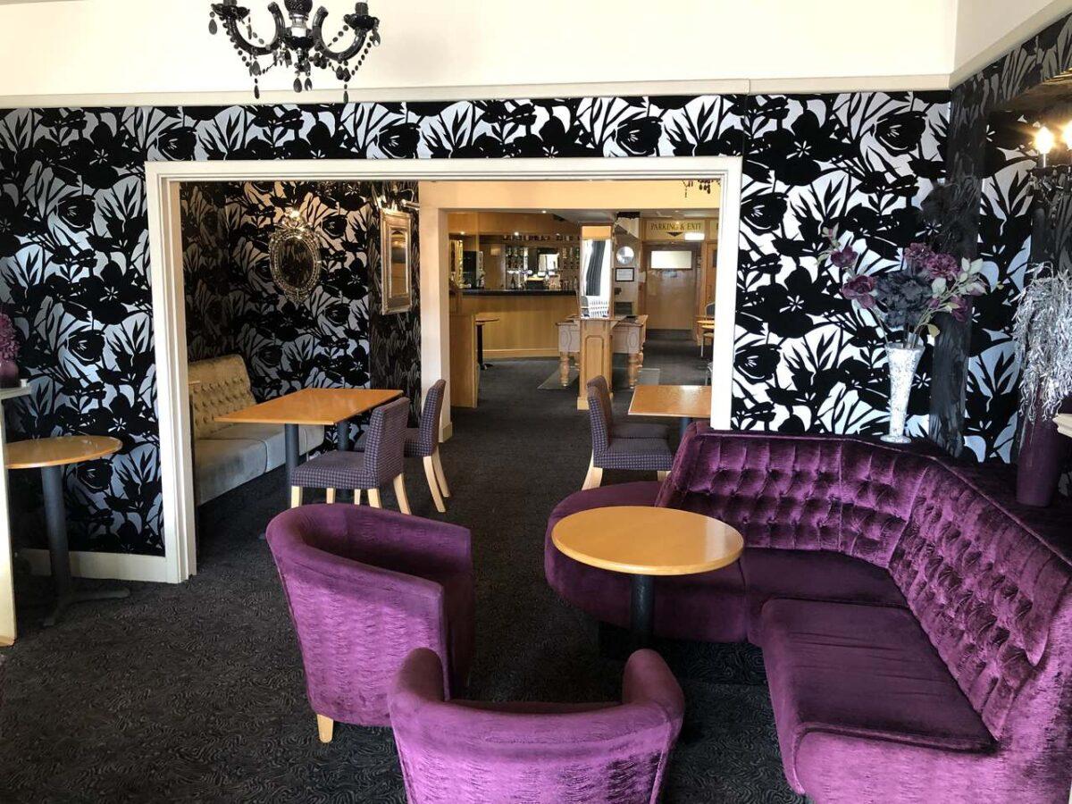 Savoy Lounge bar