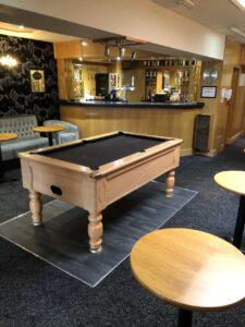 Savoy Pool Table