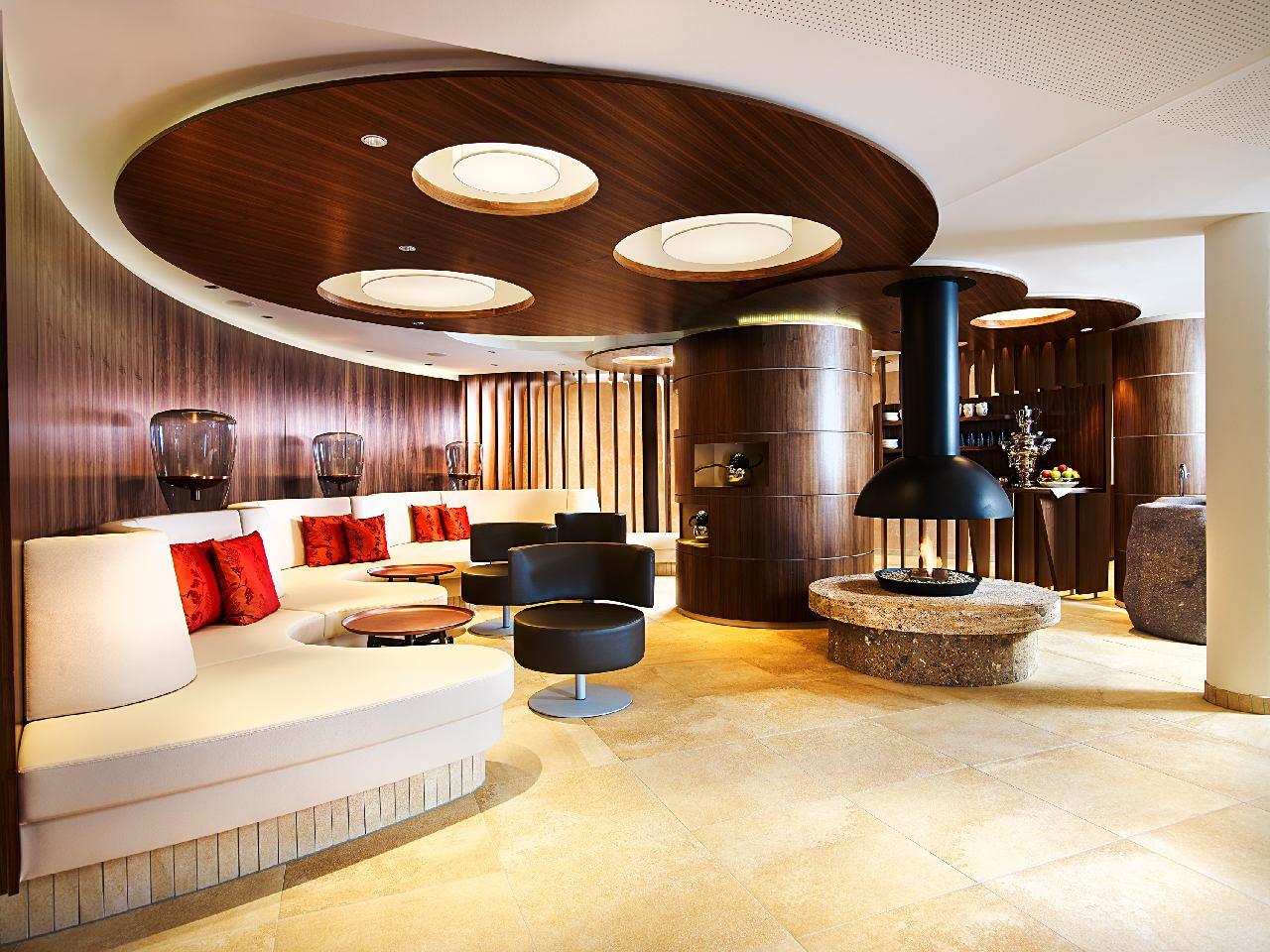 Schlosshotel Fiss, Spa wellness lounge
