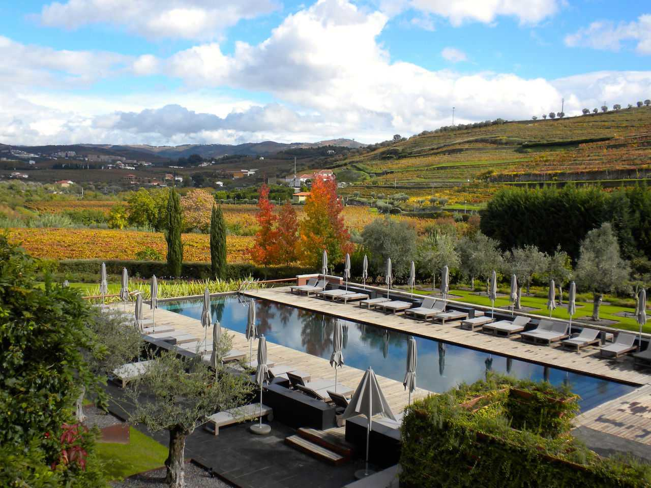 Hotel review six senses douro valley portugal for Hotel luxury douro