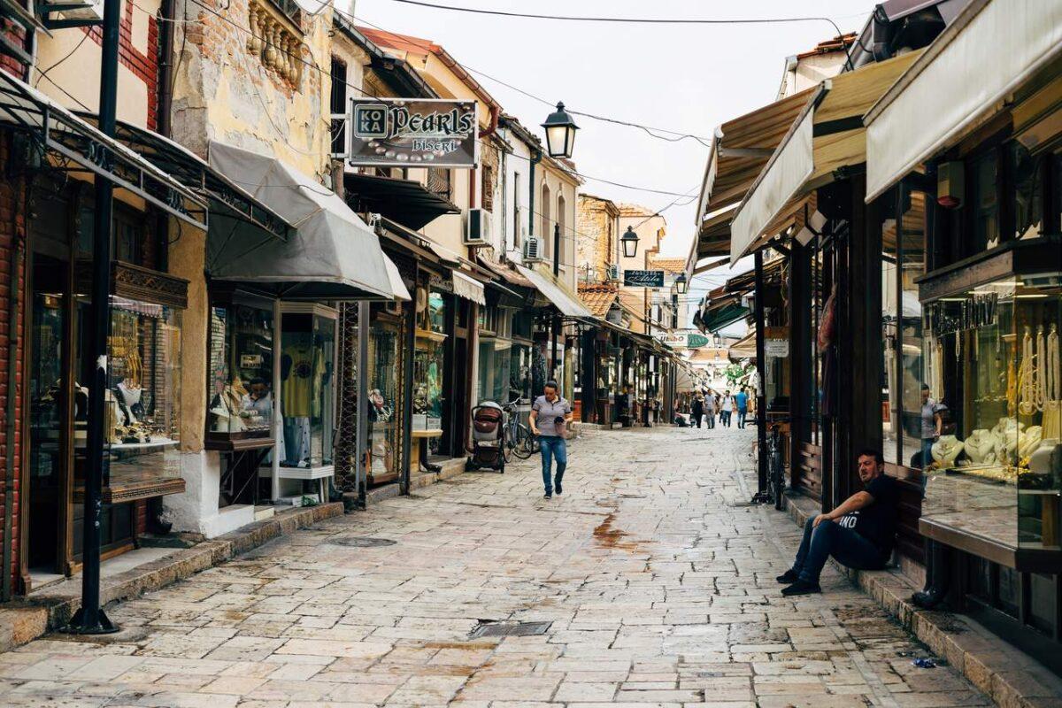 Skopje Old Town