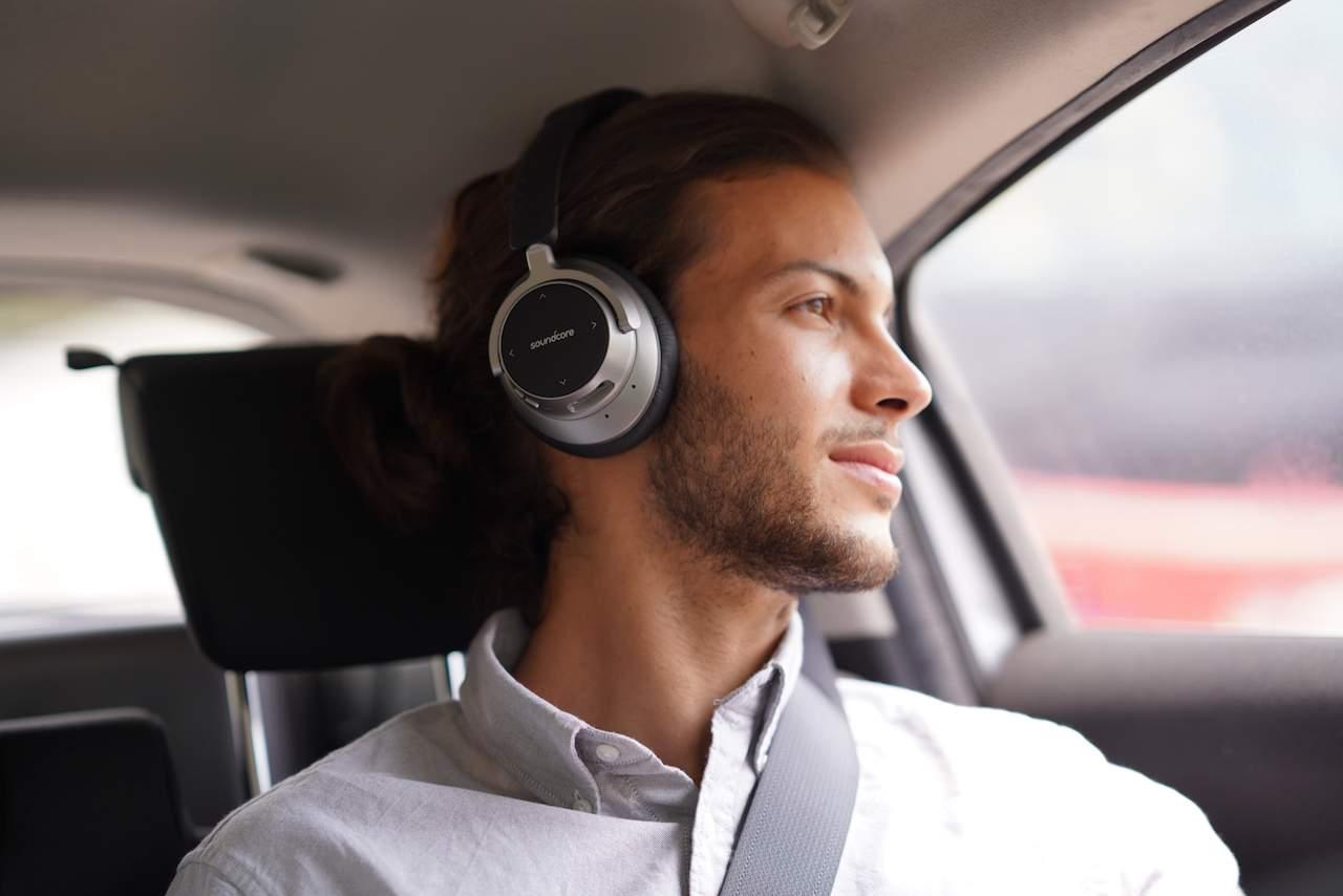 SoundCore Space NC headphones