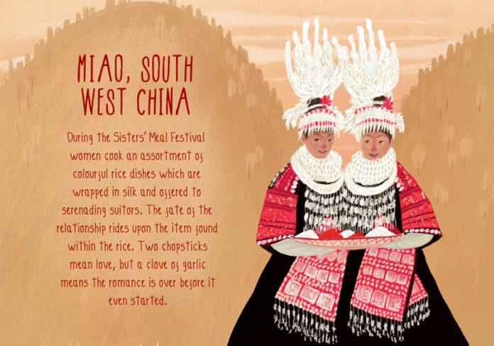 Valentine's Day Traditions from Around the World: Southwest China