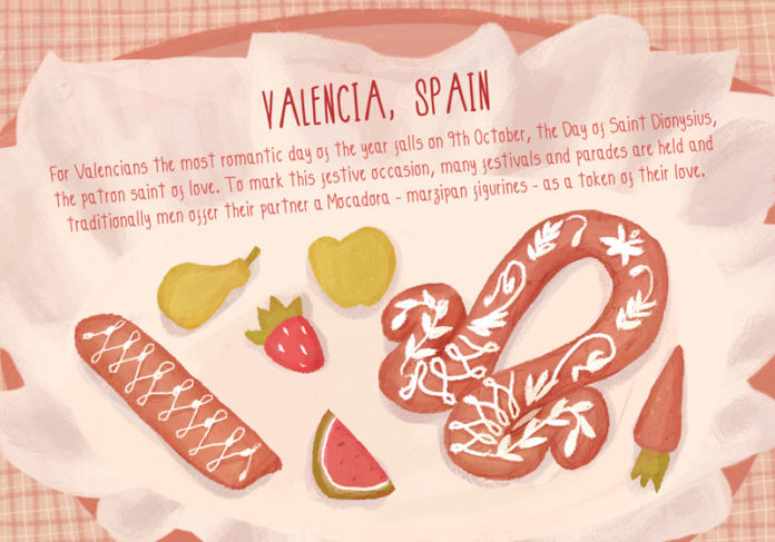 Valentine's Day Traditions from Around the World: Spain