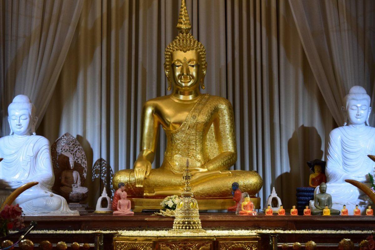 Sri Lanka Kandy Buddha