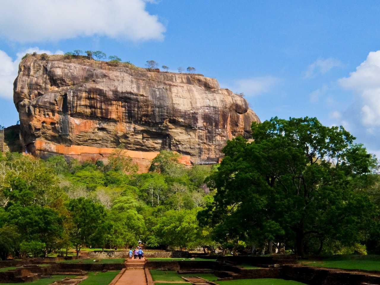 Sri Lanka road trip - Sigiriya