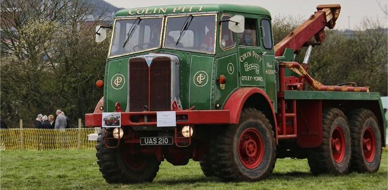 St Dennis Steam & Vintage Rally