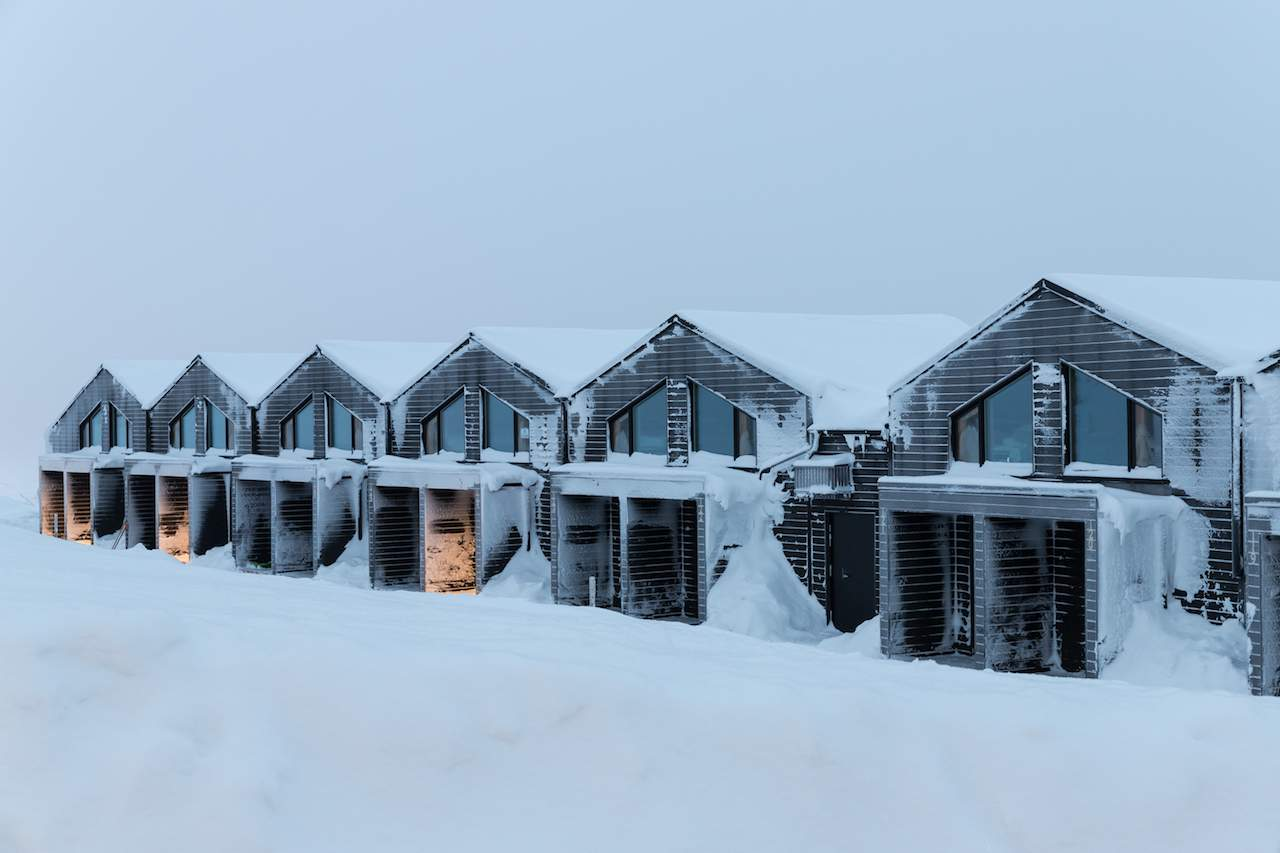Cabins at Star Arctic Hotel