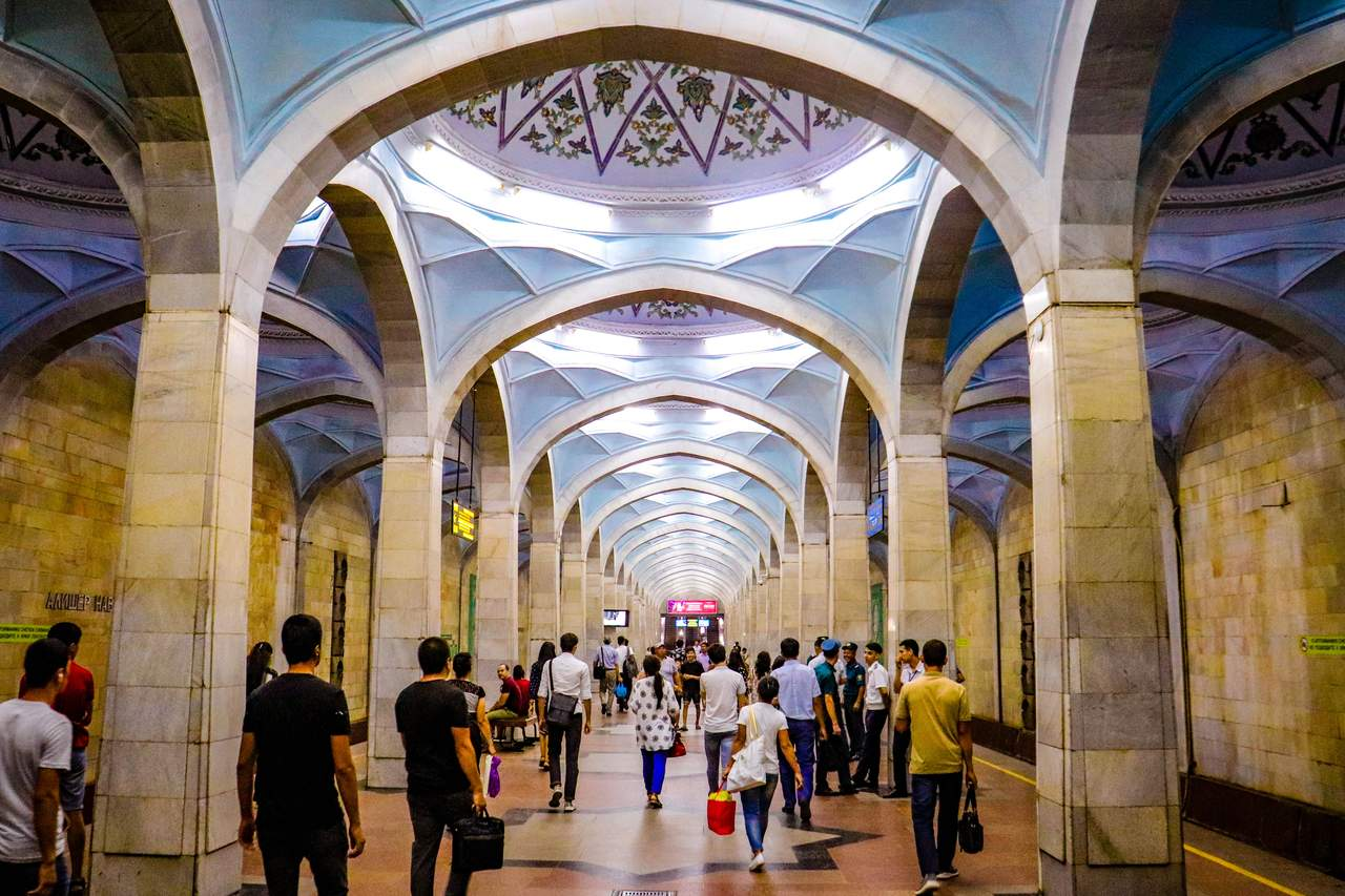 24 hours in Tashkent, Uzbekistan