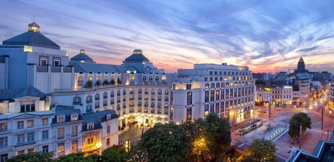 Steigenberger Wiltcher's, Brussels - Hotel panorama