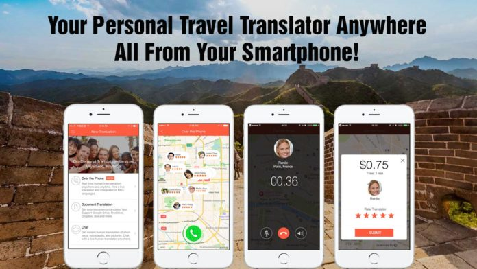 Stepes Live Human Translator Service