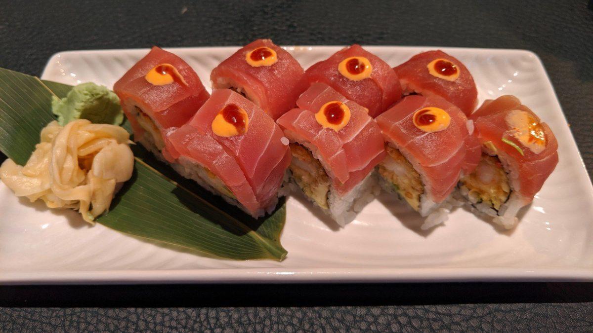 Sticks'n'Sushi Hell's Kitchen Sushi
