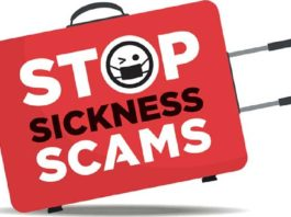 ABTA stop sickness scam campaign