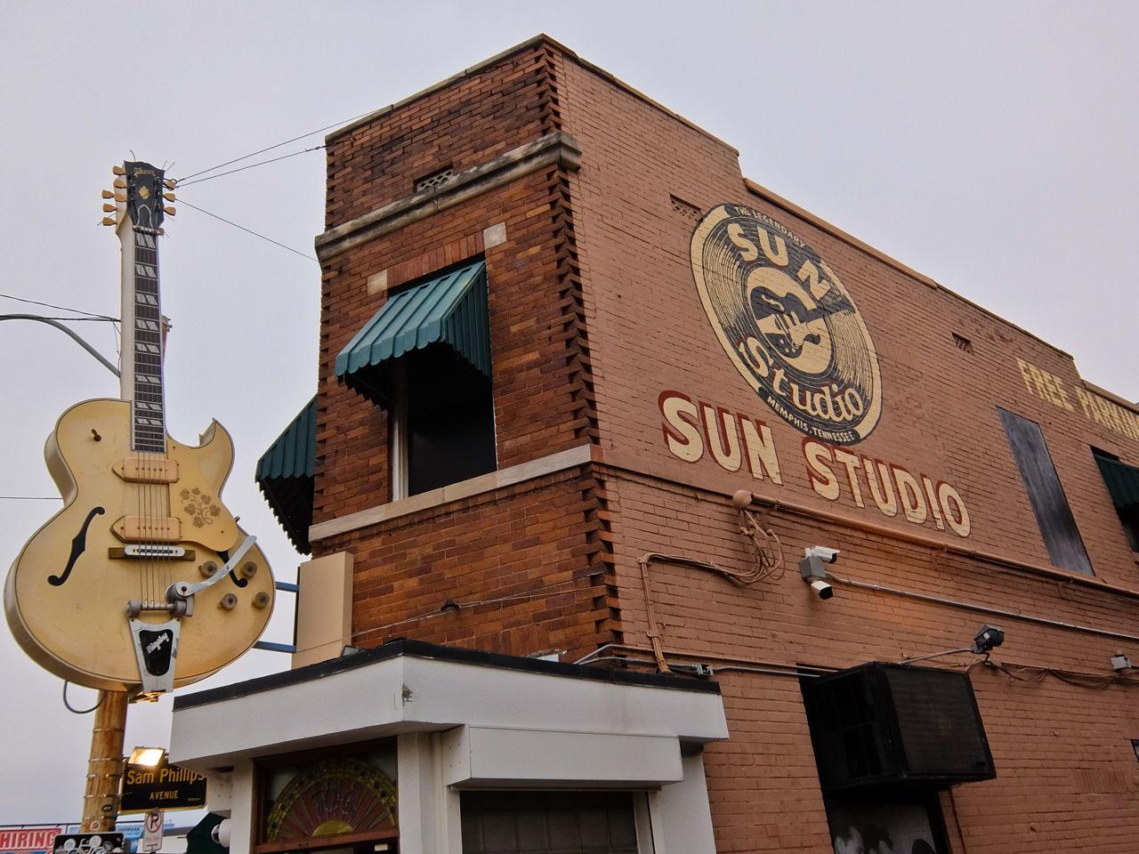 Sun Studio Building