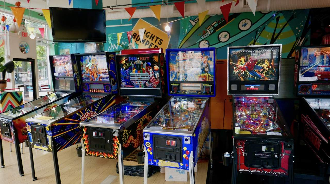 Superelectric Pinball Parlour