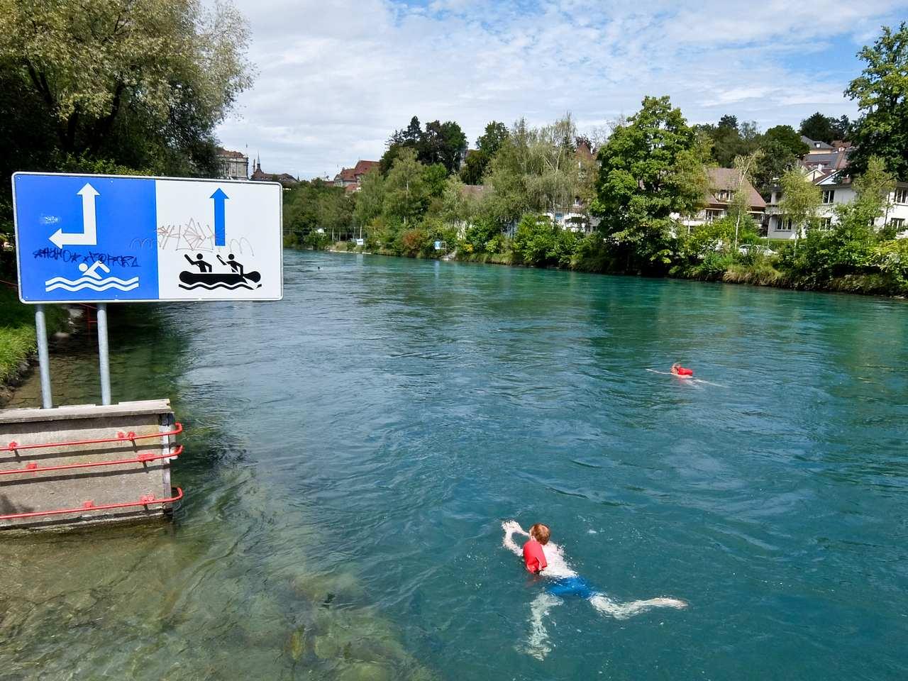 Swimming Bern