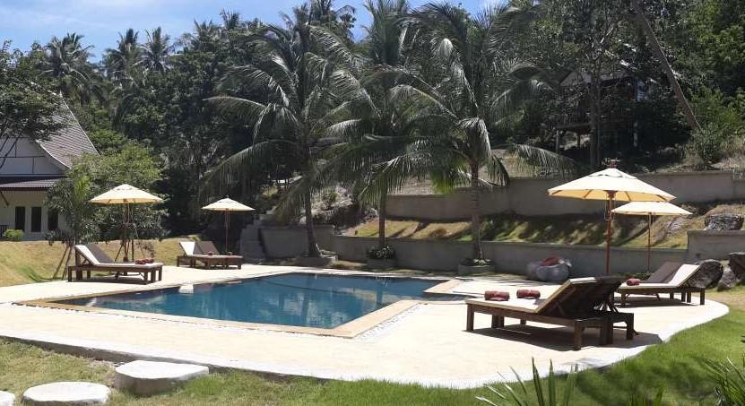 Woodlawn Villas: swimming pool