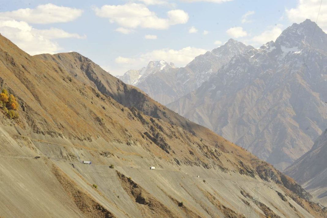 Tajikistan - Fann Mountains