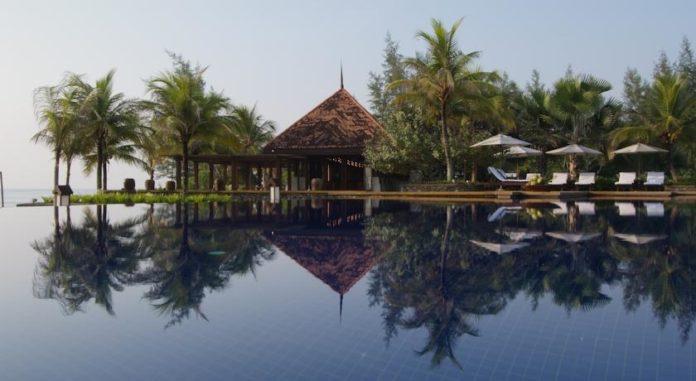 Tanjong Jara Resort Tropical Beach Resort