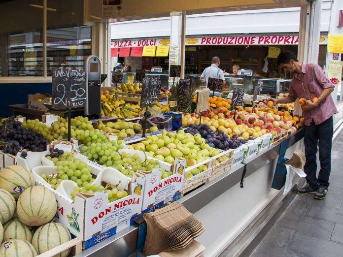 Testaccio Market Rome