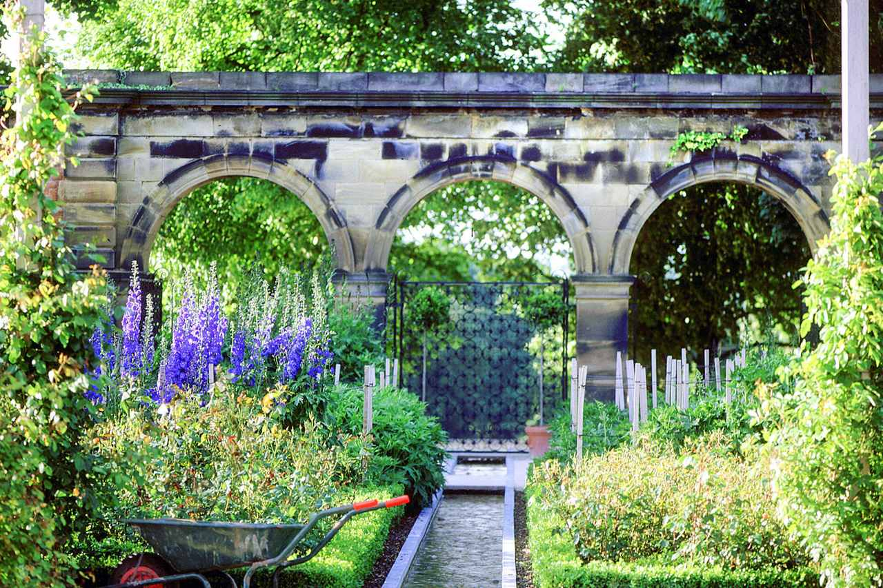 The Alnwick Garden - Great Place to Eat - Winner
