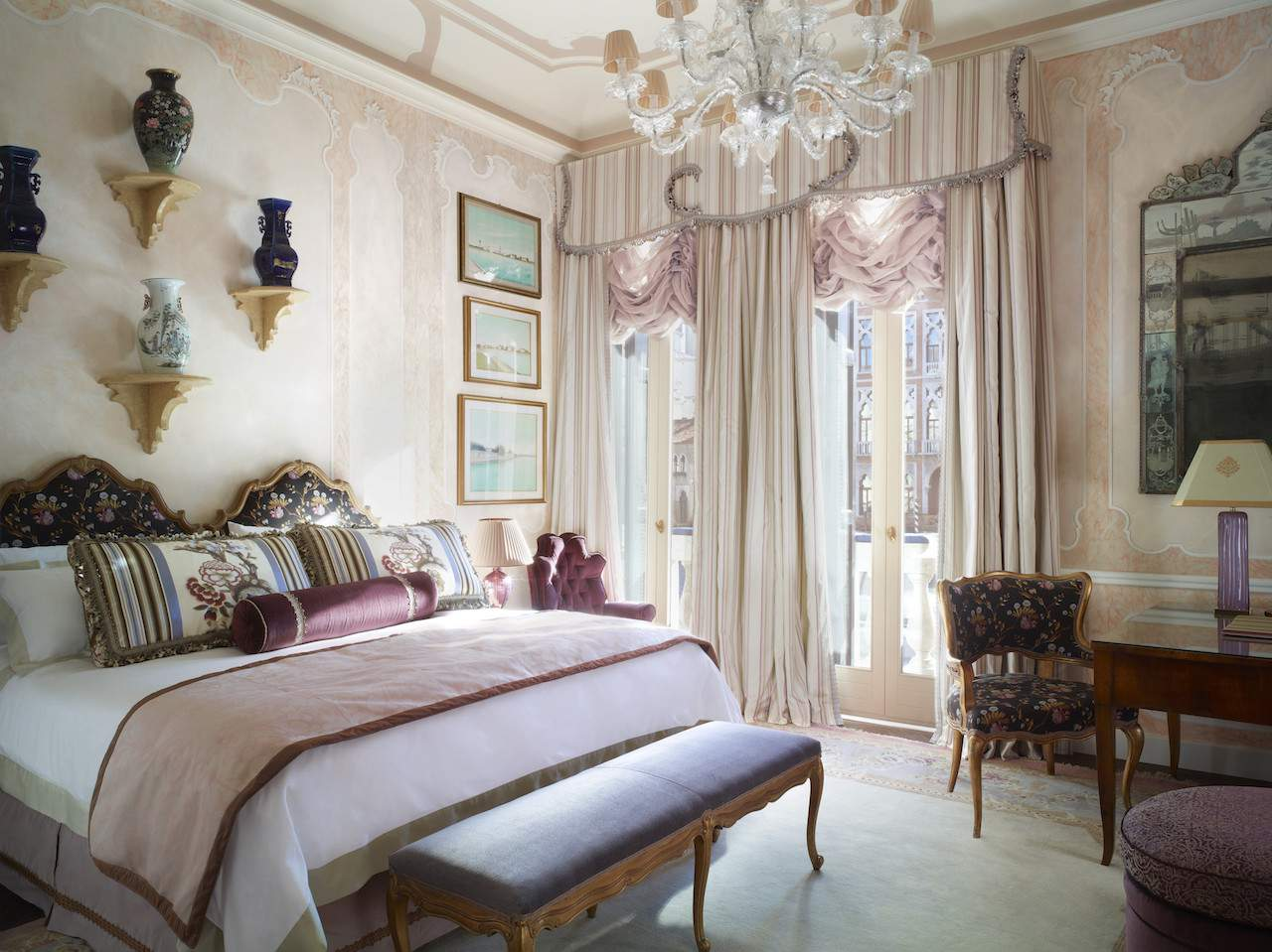 Hotel Review The Gritti Palace Venice Italy