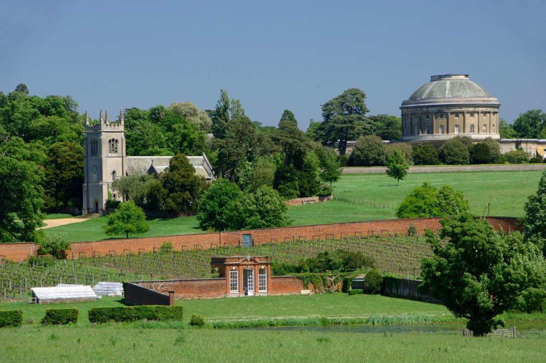 The Ickworth: church and market garden