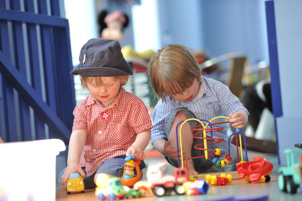 The Ickworth: playroom