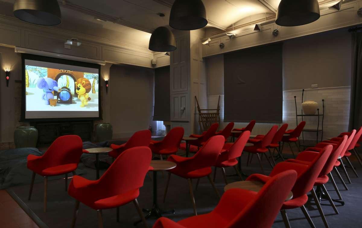 The Ickworth: cinema