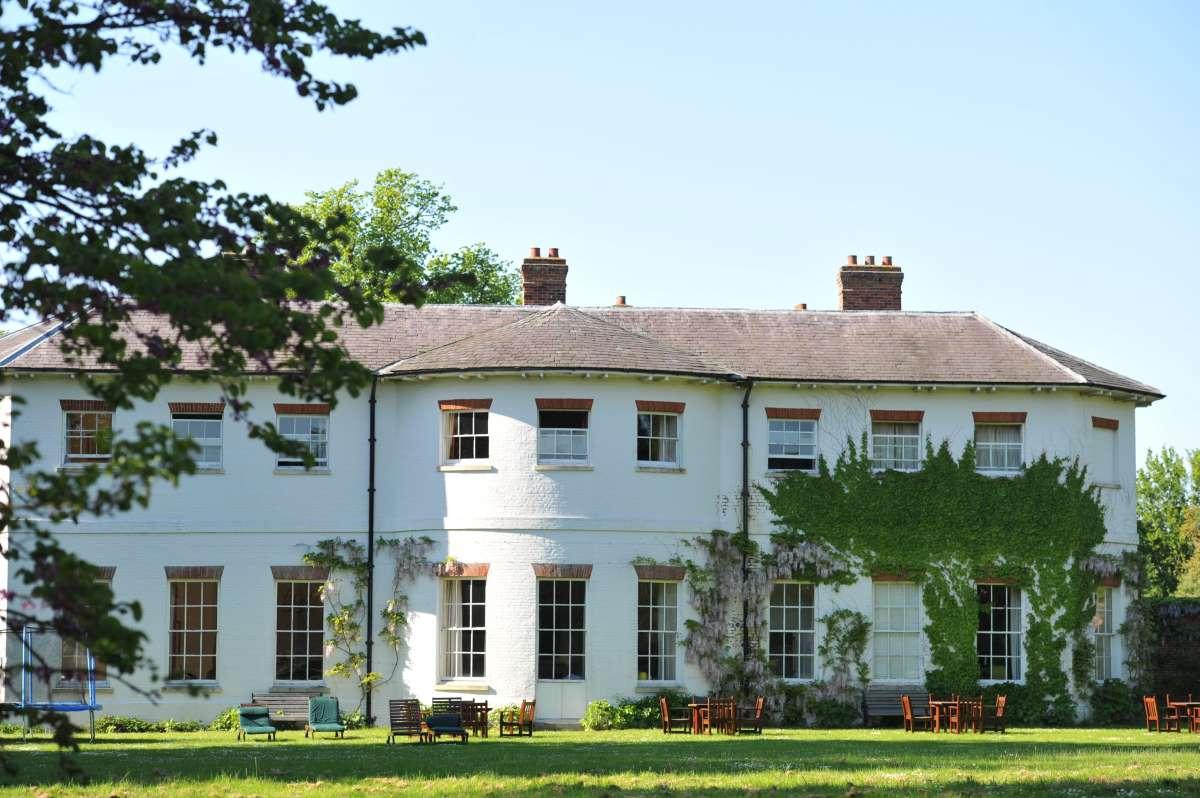 The Ickworth Lodge