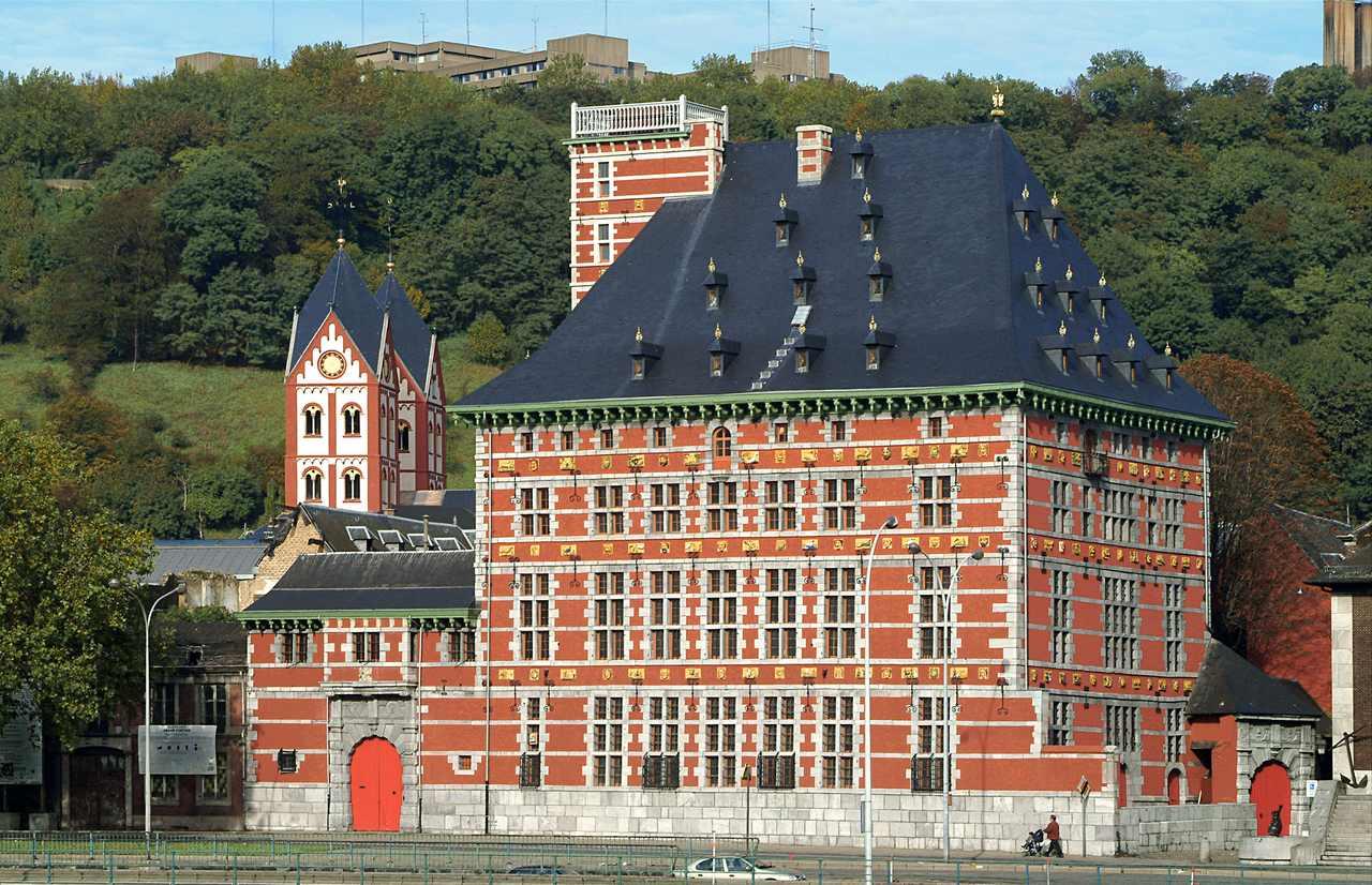 The Impressive Grand-Curtius museum Liège-c. Marc-Verpoorten-Liege-O.T