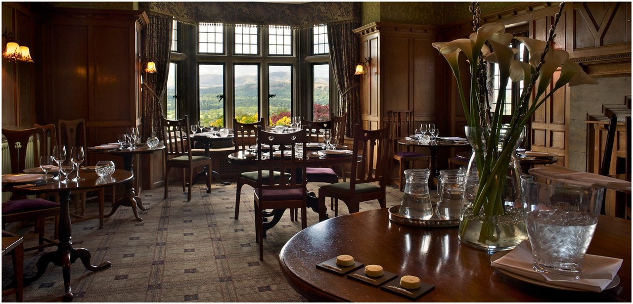 The Oak Dining Room Holbeck Ghyll