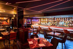 The Wellington Club - Restaurant