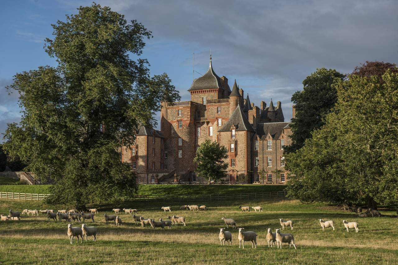 Thirlestane Castle - Wonderful Place to Stay - Winner