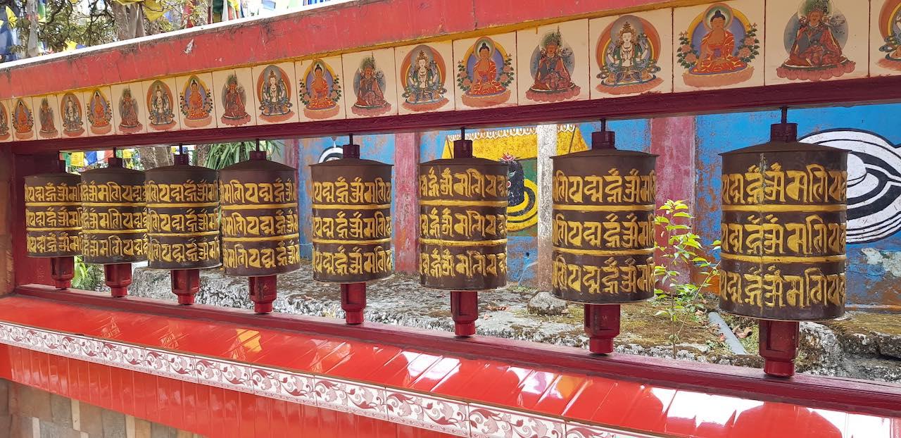 Tibbetan Budhist Monastery